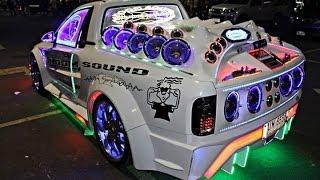 getlinkyoutube.com-Electro sound car /// la demencia turbo car 1 - Dj Pimgui (remix)