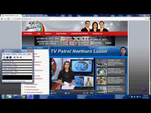 Burnham Park Usage Fee (TV Patrol Northern Luzon Opinion ng Bayan 10-11-13)