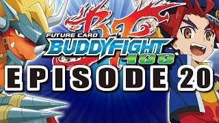 getlinkyoutube.com-[Episode 20] Future Card Buddyfight Hundred Animation