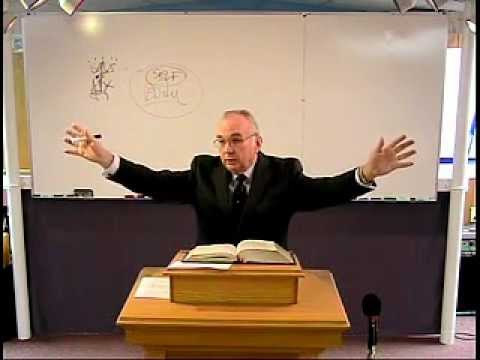 Pastor Richard Jordan - The Judgment Seat of Christ! [1 of 2]