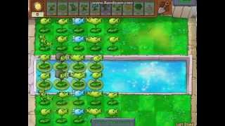 getlinkyoutube.com-Plants Vs Zombies Peashooter Family Madness!
