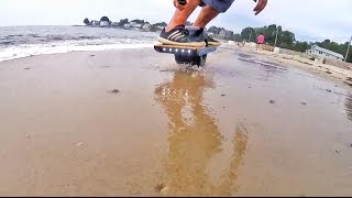 getlinkyoutube.com-Motorized Skim Board