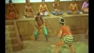 Hang Tuah (Silat Tuah with the invincible Taming Sari 1)