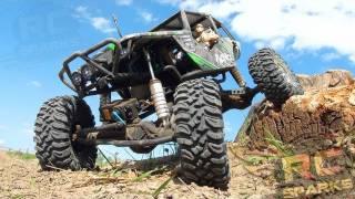 getlinkyoutube.com-RC ADVENTURES - Axial Wraith - Bashing, Rock Crawling, & Smashing the Trail