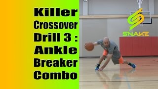 getlinkyoutube.com-Killer Crossover Drill 3 - NBA Ankle Breaker Dribble Combo Ty Lawson Kyrie Irving