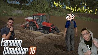 getlinkyoutube.com-Wiosna 2016 i wtopa na Typowa Polska Wieś v3 ☆ Farming Simulator 2015  ㋡ Bronczek & MafiaSolec