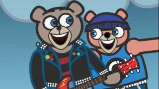 "getlinkyoutube.com-Teddy Rock ""London Bridge Is Falling Down"" music video"