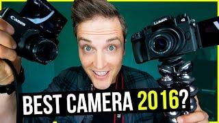 getlinkyoutube.com-Best Camera for YouTube 2016 — Top 5 Video Camera Reviews