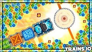 getlinkyoutube.com-THE MOST EXPENSIVE IO GAME EVER CREATED w/ Double | Trains.io Funny Moments (Squake.io)