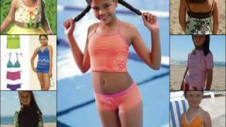 getlinkyoutube.com-Children's Swimwear That Makes a Splash!