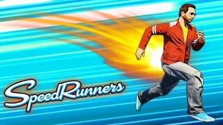 FASTEST RUNNER IN THE WORLD!!! (SpeedRunners)