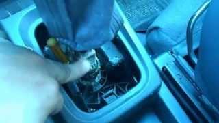 Como regular trambulador da Chevrolet(Meriva,corsa,astra,classic,zafira..)