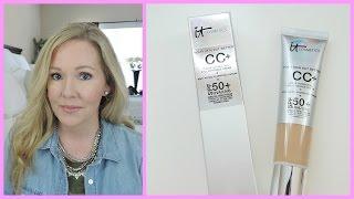 It Cosmetics CC Cream | Tips + Demo
