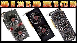 getlinkyoutube.com-AMD R9 380 vs AMD 280X vs GTX 960 - Full HD e WQHD (Desempenho em Jogos)