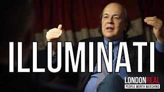 THE ILLUMINATI EXPOSED | James Rickards on secret societies & conspiracies | London Real