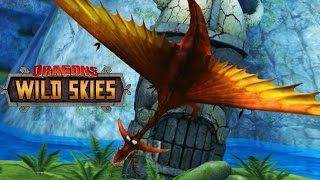CHANGEWING ACTION! Dragons: Wild Skies - Part 3