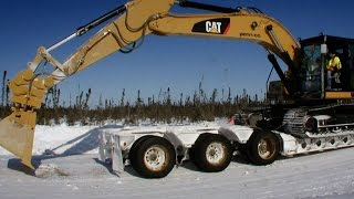 getlinkyoutube.com-Ice Road Truckers: Mike Digs Himself Out of Trouble (S9, E5) | History