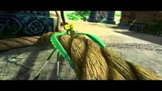getlinkyoutube.com-Kung Fu Panda - Fight between Tai Lung and Shifu's warriors
