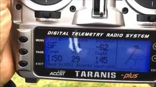 getlinkyoutube.com-Taranis GPS Racing Field Test 1 - December 16, 2014