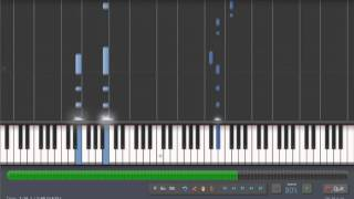 Helplessly - Tatiana Manaois - Piano Tutorial - Synthesia + Sheet Music