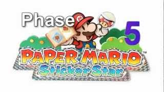 getlinkyoutube.com-Paper Mario: Sticker Star OST - Gooper Blooper All phases, every 3± Minutes HQ/HD.