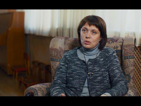 Интервью с директором Санкт-Петербургского Института раннего вмешательства. Л.В. Самариной, 2015