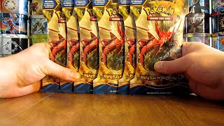 getlinkyoutube.com-6 Pokemon BREAKpoint Booster Pack Opening