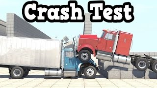 getlinkyoutube.com-BeamNG Drive - New Crash Tests Ep. 11