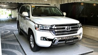 getlinkyoutube.com-TOYOTA INTRODUCES NEW LAND CRUISER 200 in the Philippines