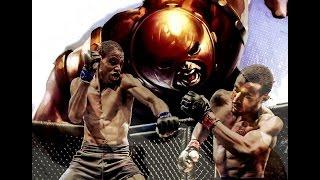 Fight Lab 52 Isaiah Monroe vs Kevin Schroder