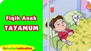 TAYAMUM | Belajar Fiqih Anak bersama Diva | Kastari Animation Official