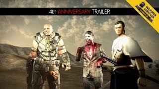 MADFINGER Games Celebrates 4th Anniversary!