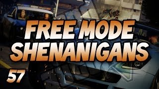 getlinkyoutube.com-Mighty Helicopter Battles! (GTA V Free Mode Shenanigans #57)