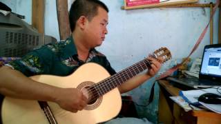 getlinkyoutube.com-diễm xưa - guitar solo