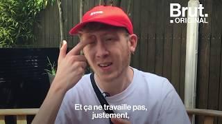 Eddy de Pretto : tu seras viril mon kid - Interview Brut width=