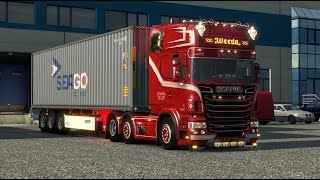 getlinkyoutube.com-[ETS2 v1.20] Scania Weeda + Interior
