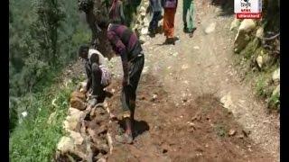 जौनपुर छंडूखिल के ग्रामीणों को सलाम