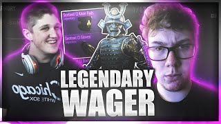 "CRAZY LEGENDARY WAGER vs. @SooSuperior ""DELETING LEGENDARY"" (Advanced Warfare LEGENDARY WAGER)"