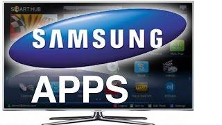 getlinkyoutube.com-How to Download apps? download YouTube for Samsung Smart TV