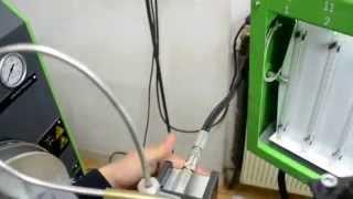 getlinkyoutube.com-POMSAN DIESEL - Testing Actros (0414 799 005) on UPT 315