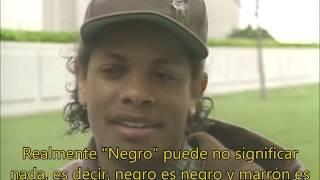 """getlinkyoutube.com-Marc Watts: la """"N- Word"""" con Eazy-E. Entrevista de 1992 Subtitulado español."""