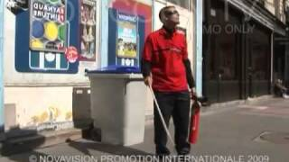 getlinkyoutube.com-Hidden Camera : Blind Fireman !