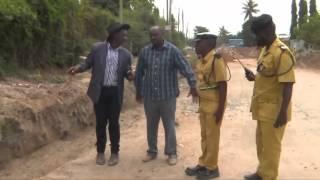 Rais Magufuli :Masanja Mkandamizaji akimuigiza Magufuli
