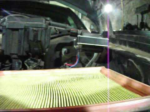 Замена катушки зажигания VOLVO s70 B5254FS M 4.4 + кат№