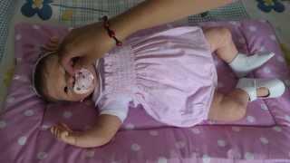 Reborn baby Susana by Chiquitines Reborns