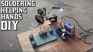 getlinkyoutube.com-Soldering Helping Hands DIY