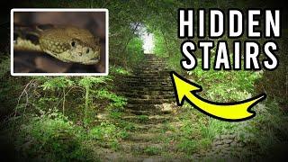 getlinkyoutube.com-Tennessee Wonderland: Exploring an Abandoned Hotel and Mountain Neighborhood