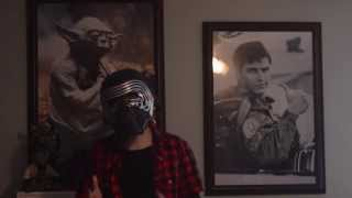 getlinkyoutube.com-Which Kylo Ren Mask or Helmet you should use for Halloween