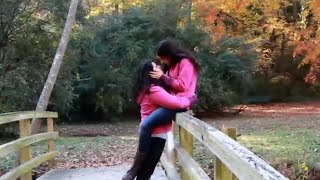 getlinkyoutube.com-Never Let Go- Bria And Chrissy (ft. Kaelyn and Lucy)