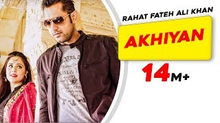 getlinkyoutube.com-Rahat Fateh Ali Khan - AKHIYAN Full Song - 2012 MIRZA The Untold Story HD  - Brand New Punjabi Song